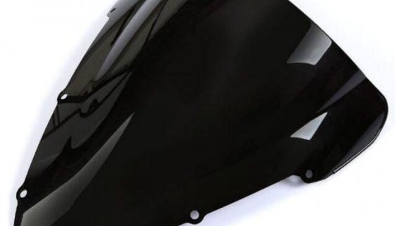 Czarna szyba motocyklowa Honda CBR f4i