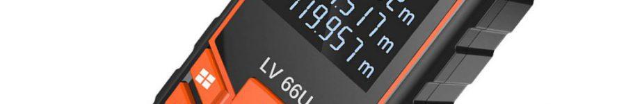 Elektroniczna miara laserowa – Lomvum LV 66U 120m